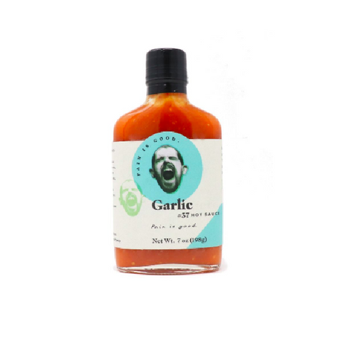 Pain Is Good Garlic Hot Sauce