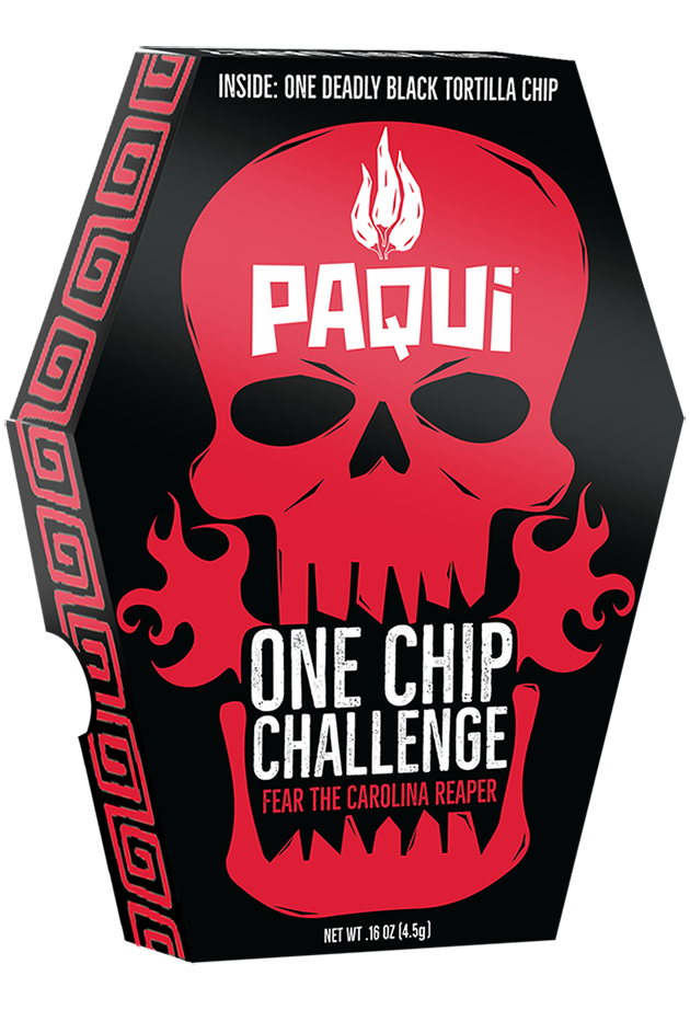 Paqui One Chip Challenge