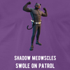 Shadow Meowscles Shirts