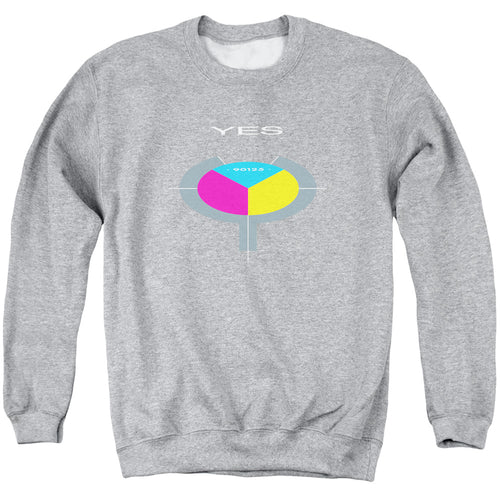 Yes 90125 Crewneck Band Sweatshirt