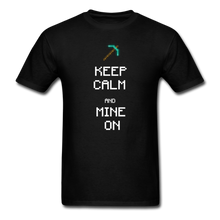Load image into Gallery viewer, new shirt mine - black