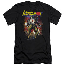 Load image into Gallery viewer, Bloodshot Vintage Bloodshot Premium Canvas Jersey Movie T-Shirt