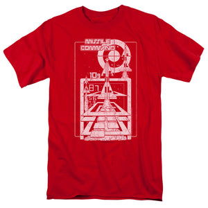 Atari Missile Command Video Game T-Shirt