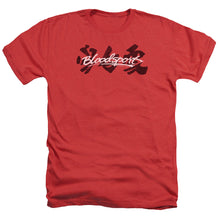 Load image into Gallery viewer, Bloodsport Kanji Heather Movie T-Shirt