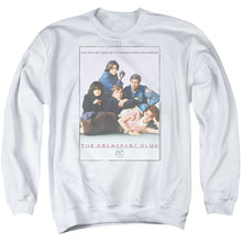 Load image into Gallery viewer, Breakfast Club Bc Poster Crewneck Movie Sweatshirt