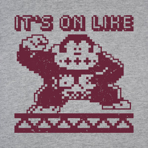 Donkey Kong Mario Video Game T-Shirt