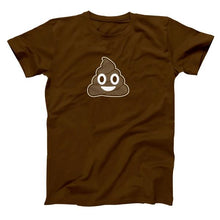 Load image into Gallery viewer, Poo Emoji Video Game T-Shirt