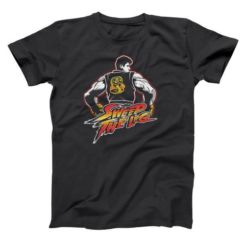 Sweep Leg Video Game T-Shirt