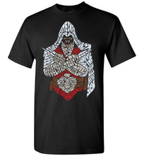 Load image into Gallery viewer, Assassin Video Game T-Shirt