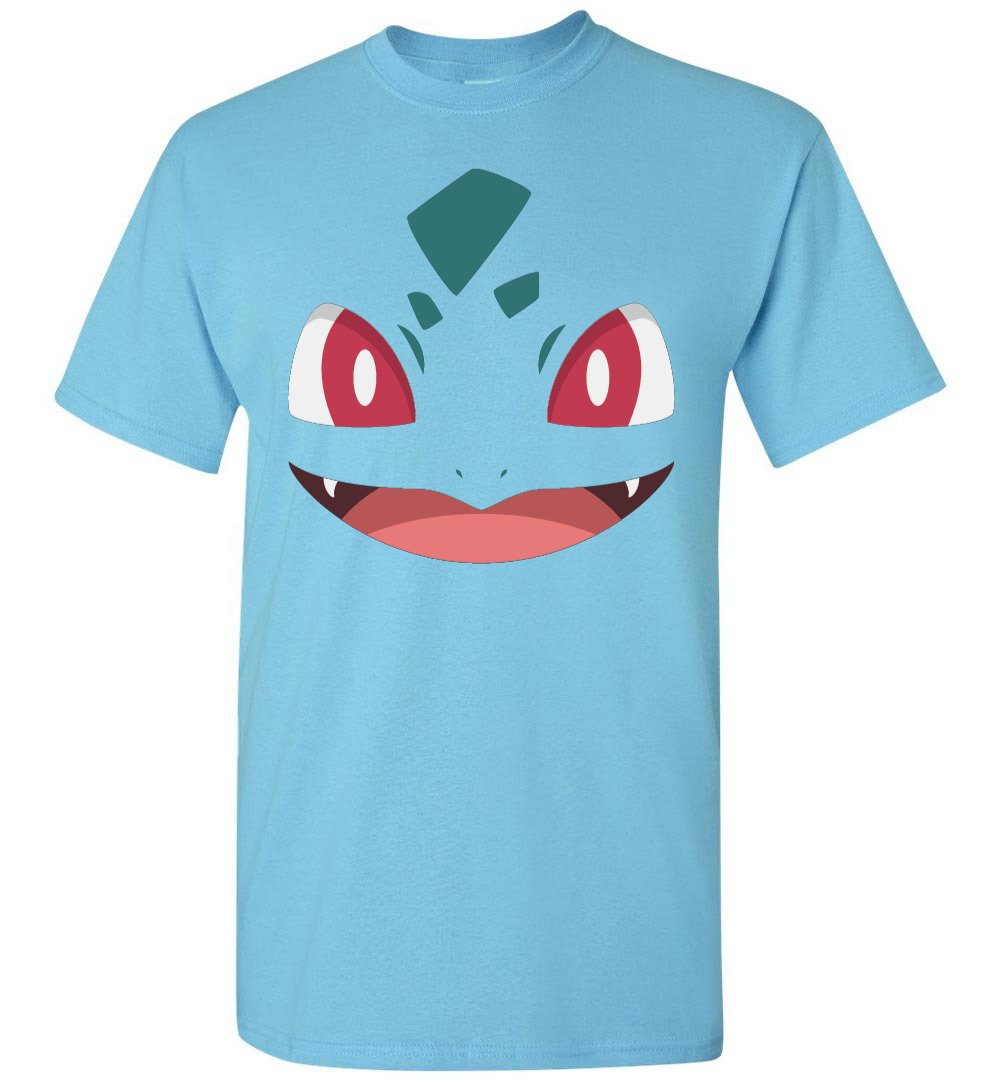 Bulbasaur Pokemon Start Video Game T-Shirt