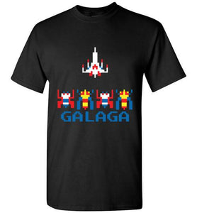 Spaceship Video Game T-Shirt