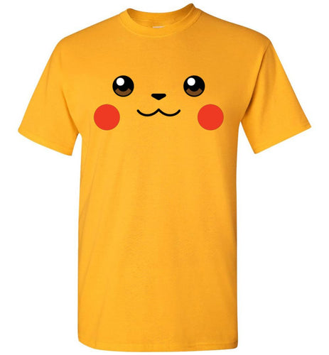 Pikachu Start Pokemon Video Game T-Shirt