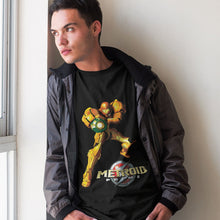 Load image into Gallery viewer, Mech Metroid Video Game T-Shirt