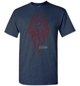 Dragonborn Skyrim Video Game T-Shirt