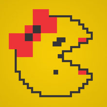 Load image into Gallery viewer, Atari Mrs Pac-Man Video Game T-Shirt