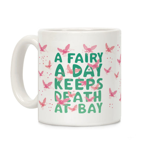 Fairy Video Game Mug