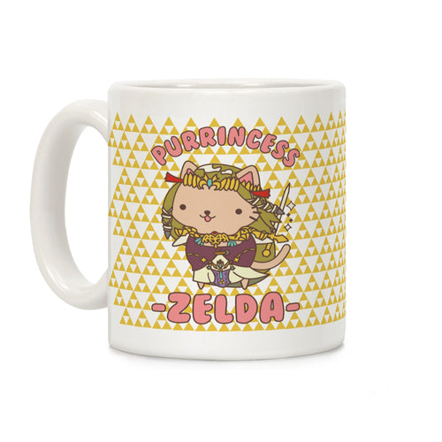 Purrincess Video Game Mug