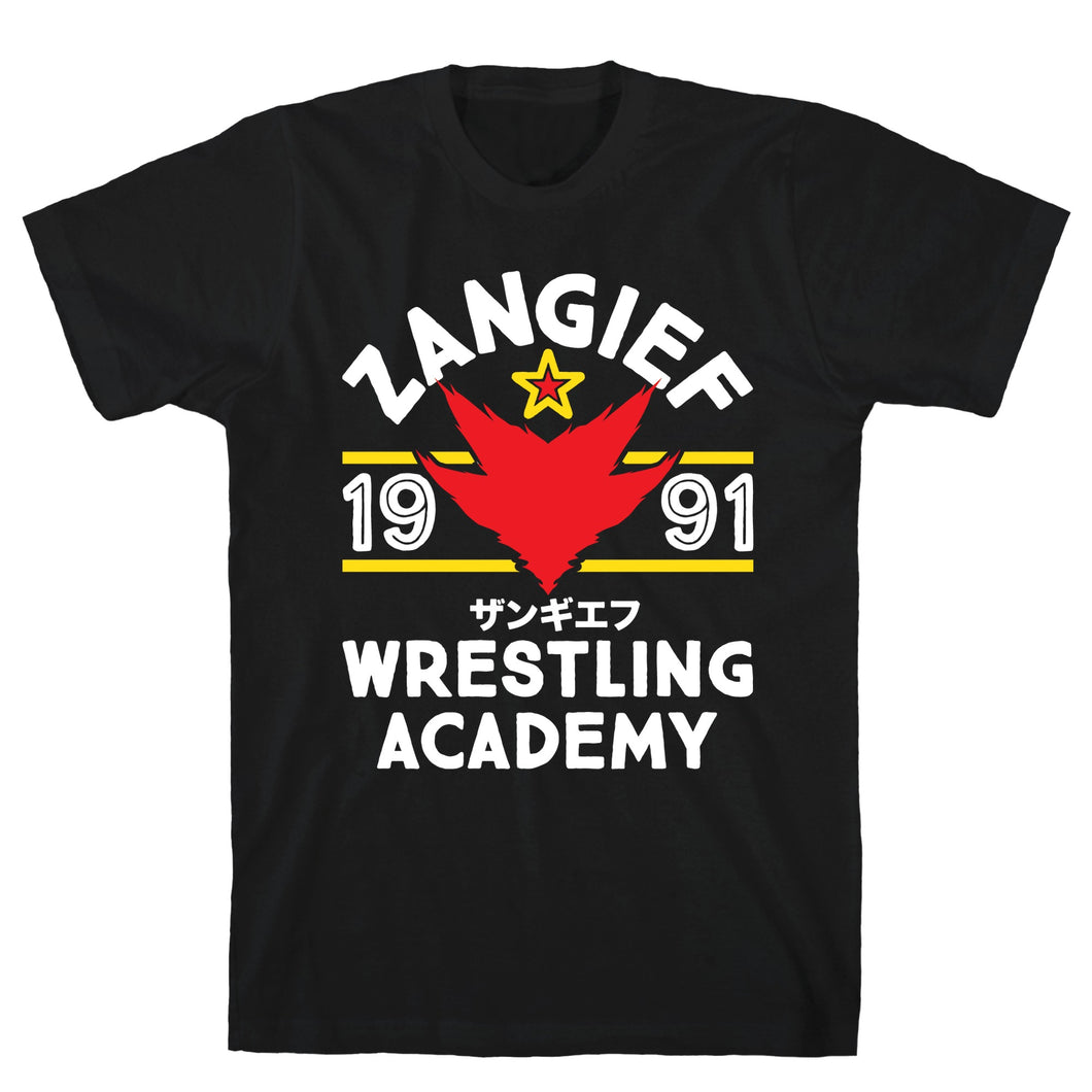 Wrestling Video Game T-Shirt