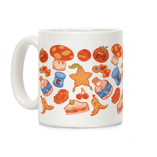 Gamer Food Video Game Mug