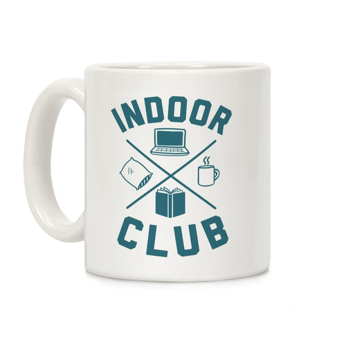 Indoor Club Video Game Mug