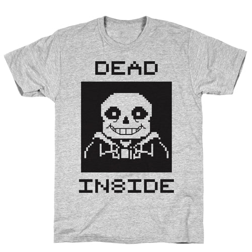 Dead Inside Video Game T-Shirt