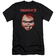 Load image into Gallery viewer, Childs Play 3 Chucky Premium Canvas Jersey Movie T-Shirt