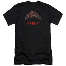 Load image into Gallery viewer, Carrie Prom Queen Premium Canvas Jersey Movie T-Shirt