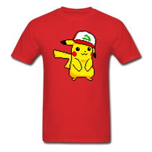 Load image into Gallery viewer, new shirt poke - red