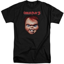 Load image into Gallery viewer, Childs Play 3 Chucky Big & Tall Movie T-Shirt