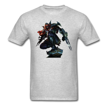 Load image into Gallery viewer, new shirt league 4567 - heather gray