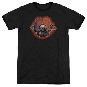 Journey Infinity Cover Heather Band T-Shirt