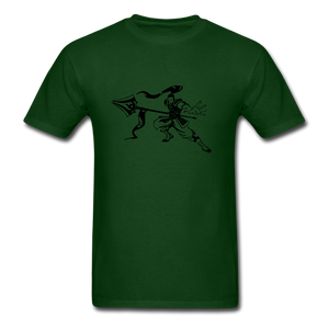 new shirt lol 5432 - forest green