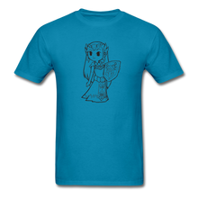 Load image into Gallery viewer, new shirt zelda - turquoise
