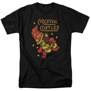 Atari Crystal Castles Bear Video Game T-Shirt