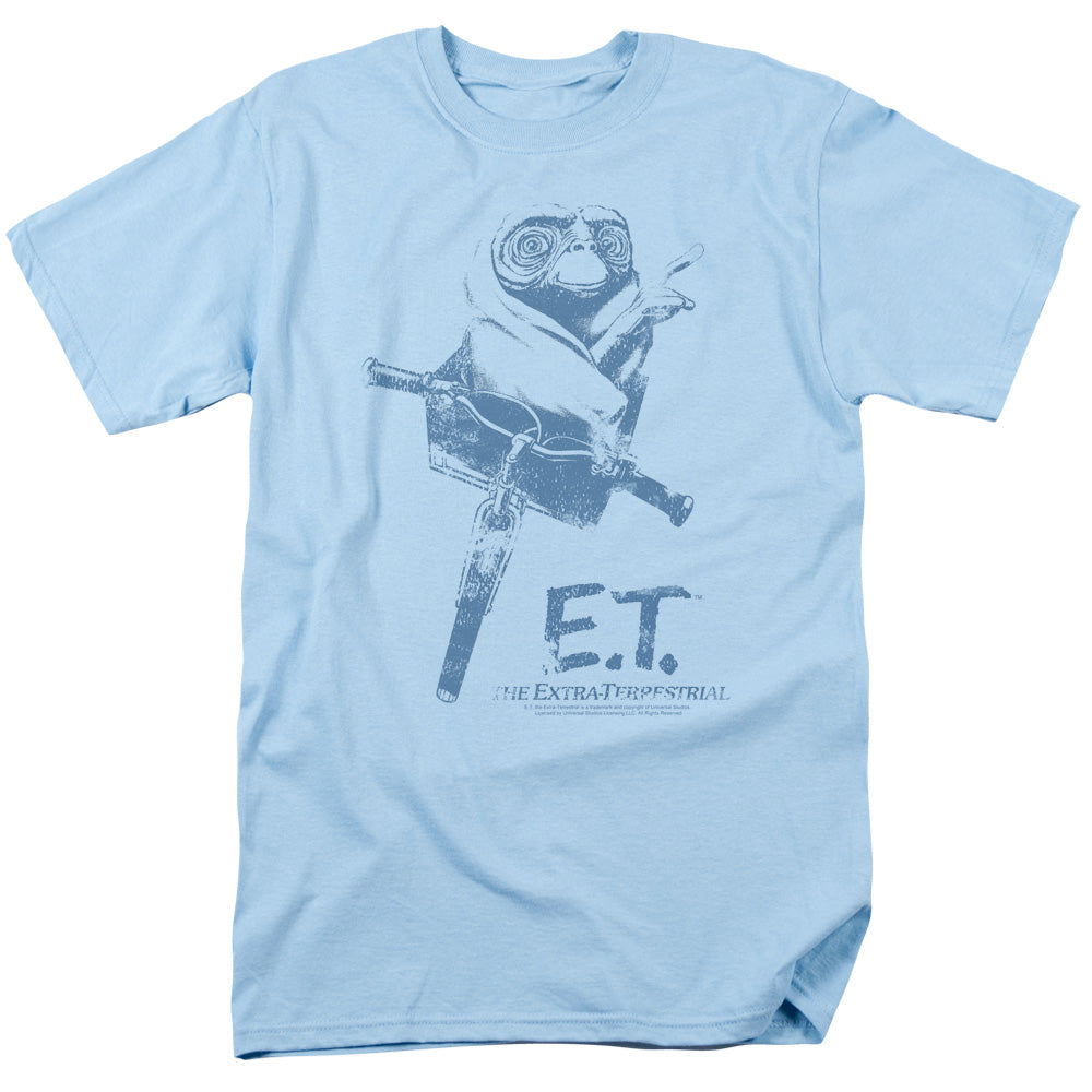Et Bike Movie T-Shirt