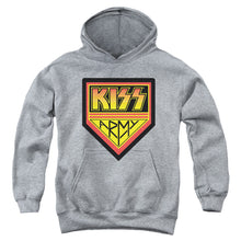 Load image into Gallery viewer, Kiss Army Logo Teen Pullover Hoodie Band Sweatshirt