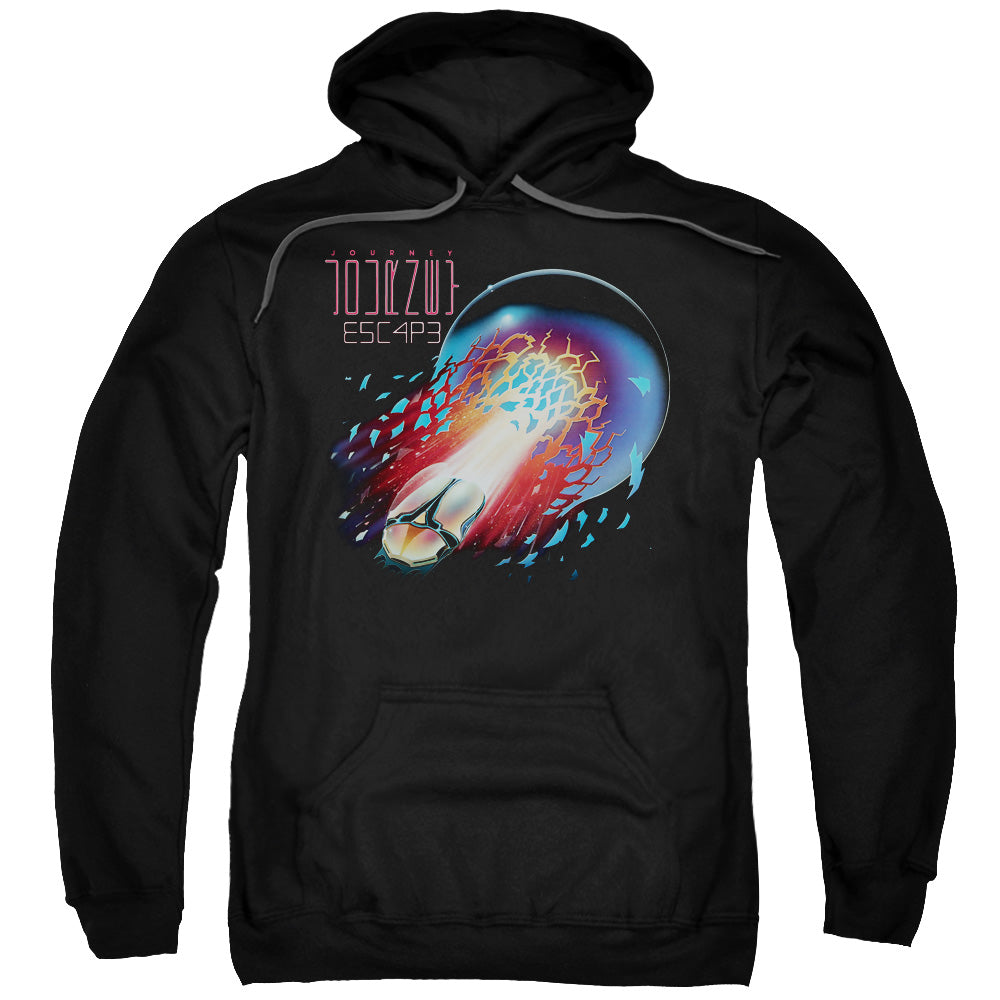 Journey Escape Pullover Hoodie Band Sweatshirt