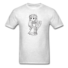 Load image into Gallery viewer, new shirt zelda - light heather grey