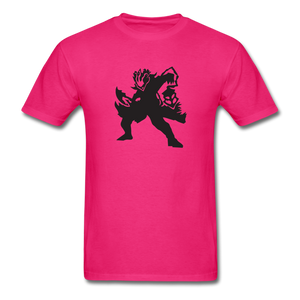 new shirt lol 3l12 - fuchsia