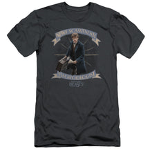 Load image into Gallery viewer, Fantastic Beasts Newt Scamander Slim Fit Movie T-Shirt