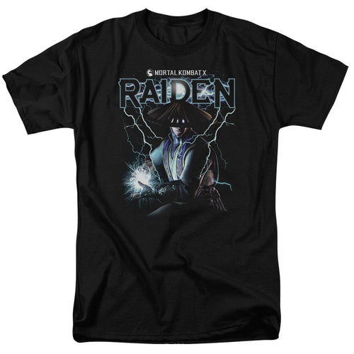 Raiden Video Game T-Shirt