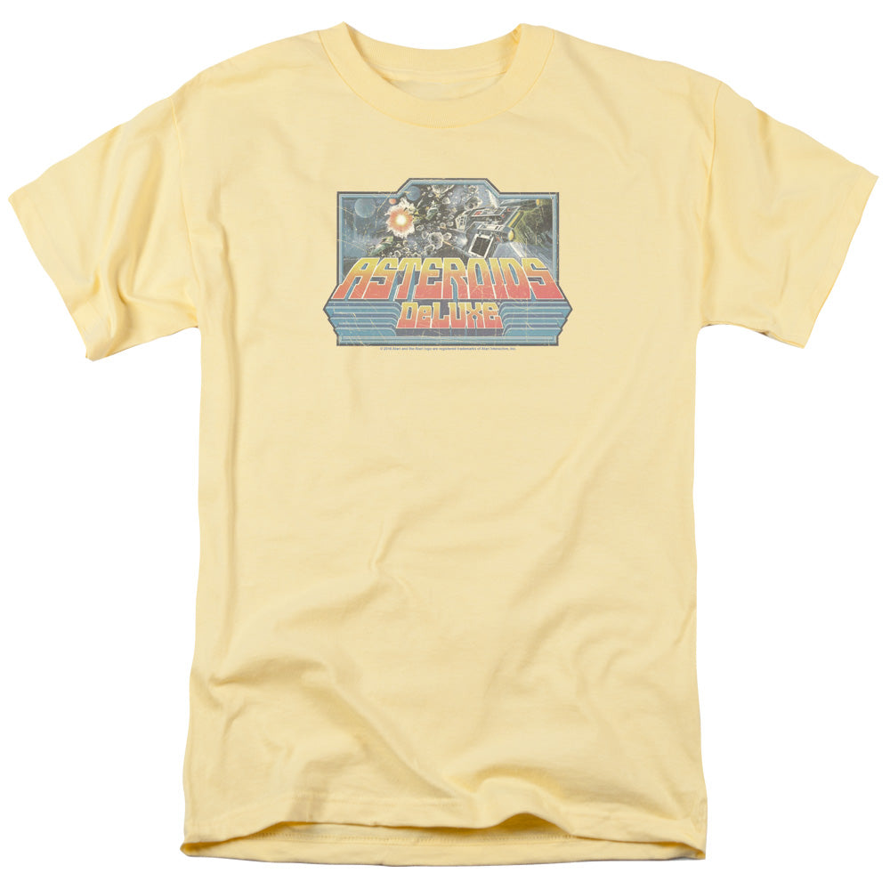 Atari Asteroids Deluxe Video Game T-Shirt