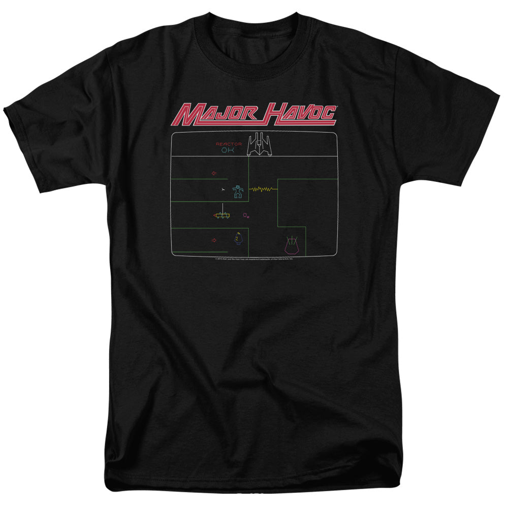 Atari Major Havoc Video Game T-Shirt