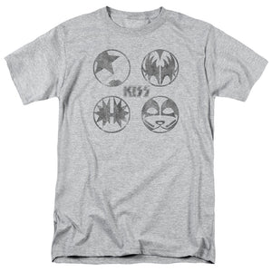 Kiss Icons Band T-Shirt