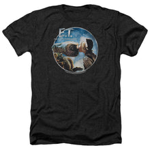 Load image into Gallery viewer, Et Gertie Kisses Heather Movie T-Shirt
