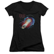 Load image into Gallery viewer, Journey Escape Junior Girls V Neck Band  T-Shirt