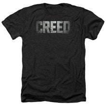 Load image into Gallery viewer, Creed Logo Heather Movie T-Shirt