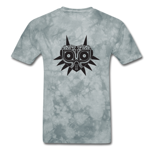 new shirt zelda 2222 - grey tie dye