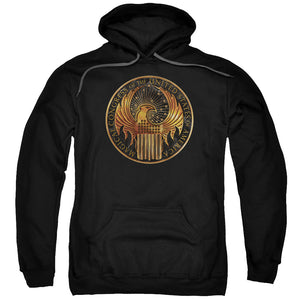 Fantastic Beasts Magical Congress Crest Pullover Hoodie  Movie Sweatshirt