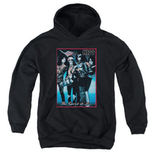 Load image into Gallery viewer, Kiss Spirit Of 76 Teen Pullover Hoodie Band Sweatshirt